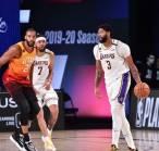 Tekuk Jazz, Lakers Puncaki Klasemen Wilayah Barat