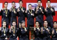 Mantap! Indonesia dan Jepang Unggulan Teratas Piala Thomas dan Uber 2020
