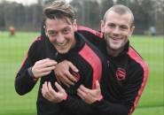 Wilshere Bingung Mesut Ozil Kehilangan Tempat di Arsenal