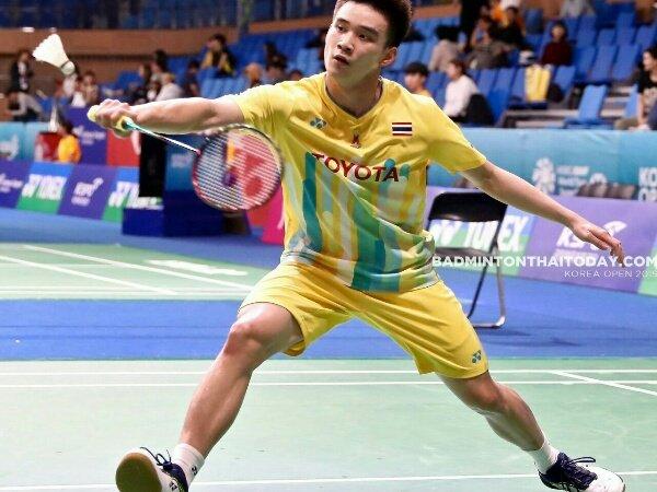 Tergabung Bersama Jepang dan Korea, Tim Thomas Cup Dari Thailand Siap Bekerja Keras