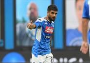 Lorenzo Insigne Masuk Skuat Napoli untuk Laga Kontra Barcelona
