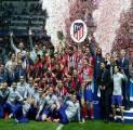 Raih Tiga Trofi, Agustus Jadi Bulan Peruntungan Atletico Madrid di Kompetisi Eropa