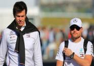 Wolff Jelaskan Alasan Utama Mercedes Perpanjang Kontrak Bottas