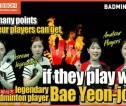 Unik! Legenda Bulu Tangkis Korea Justru Bikin Video Latihan Dengan Terjemahan Bahasa Inggris dan Indonesia