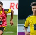 Jadon Sancho Bantu Adaptasi Jude Bellingham di Borussia Dortmund