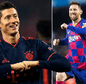 Legenda Jerman Sebut Lewandowski sebagai Penerus Lionel Messi
