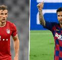 Leon Goretzka Tak Sabar Berduel dengan Messi di Libson