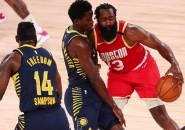 Harden Gemilang, Rockets Tetap Kalah dari Pacers