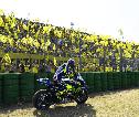 Rossi Gembira Balapan di Sirkuit Misano Dibuka Untuk Penonton