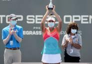Jennifer Brady Naik Podium Juara Untuk Kali Pertama Di Lexington