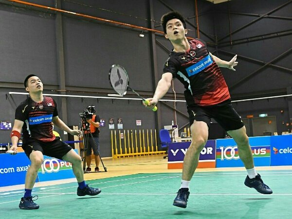 Pasangan Peringkat 9 Dunia Beri Bukti, Jadi Juara di Malaysia