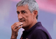 Presiden Barcelona Konfirmasi Pemecatan Quique Setien