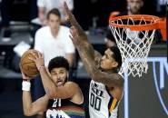 Denver Nuggets Tundukkan Utah Jazz Dalam Laga Pembuka Babak Playoff NBA