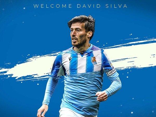 Kejutan! Langkahi Lazio, Real Sociedad Resmi Gaet David Silva