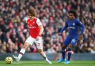 Willian Bahagia Bersatu Lagi dengan David Luiz di Arsenal
