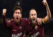 Messi Kehilangan Sihir Sejak Ditinggal Xavi dan Iniesta