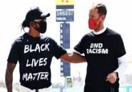 Hamilton Turut Prihatin Dengan Kondisi Yang Dialami Vettel