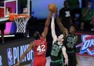 Kabar Buruk, Boston Celtics Kehilangan Hayward 4 Pekan