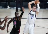 Menangi Game 2 Kontra Clippers, Kepercayaan Diri Luka Doncic Meningkat Pesat