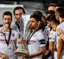 Jesus Navas Berlinangan Air Mata Setelah Sevilla Juarai Liga Europa