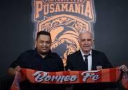 Mundur Dari Arema FC, Mario Gomez Kembali ke Pelukan Borneo FC