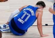 Cedera Engkel, Luka Doncic Belum Tentu Tampil di Game 4 Kontra Clippers