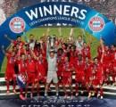 Juara Liga Champions, Bayern Munich Ukir Berbagai Rekor Baru