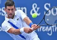 Demi Tiket Final Cincinnati Open, Novak Djokovic Bertahan Dari Gempuran Roberto Bautista Agut