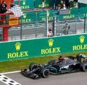 Hasil Race F1 GP Belgia: Tanpa Perlawanan, Hamilton Menang Mudah di Spa