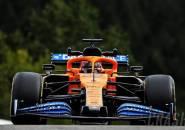 Kerusakan Knalpot, Carlos Sainz Gagal Balapan di GP Belgia