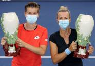 Kveta Peschke Dan Demi Schuurs Pulang Bawa Trofi Cincinnati Open