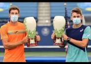 Pablo Carreno Busta Dan Alex De Minaur Jadi Juara Untuk Kali Pertama Sebagai Tim