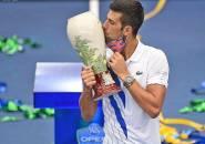 Untuk Kali Kedua, Novak Djokovic Lengkapi Career Golden Masters Di Cincinnati