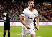 Milan dan Frankfurt Segera Resmikan Pertukaran Andre Silva-Rebic