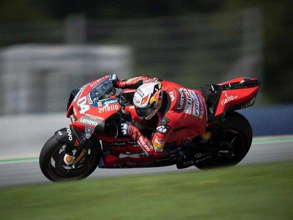 Dovizioso: Meski Tanpa Marquez, Gelar Juara Dunia Tetap Sulit Untuk Diraih