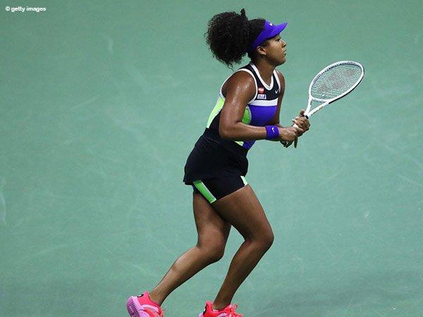 Hasil US Open: Naomi Osaka Selamat Dari Amukan Rekan Senegaranya