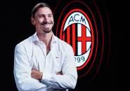Usai Perpanjang Kontrak, Ibrahimovic Berterima Kasih Kepada Milan