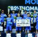 Tim Rajawali Juara Mola TV PBSI Thomas & Uber Cup Simulation 2020