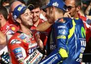 Tak Punya Tim, Dovizioso Bisa Jegal Langkah Rossi ke Petronas Yamaha?
