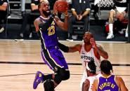 Kalah Dari Rockets, LeBron James: Kami Bermain Buruk Dalam Sektor Pertahanan