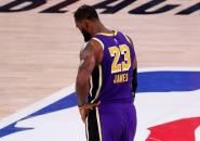 LeBron James Salahkan Diri Sendiri Usai Gagal Bawa Lakers Kalahkan Rockets