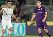 Milan Kembali Jalin Kontak dengan Agen Milenkovic dan Jovic