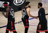 Raptors Redam Serangan Celtics untuk Menyamakan Kedudukan