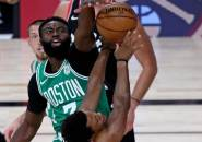 Jaylen Brown Kecewa Boston Celtics Tumbang di Game 4