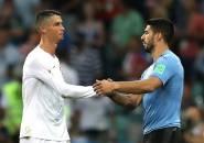 Luis Suarez Diyakini akan Cocok Main Bareng Cristiano Ronaldo di Juventus
