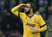 Agen Gonzalo Higuain Bicarakan Pemutusan Kontrak dengan Juventus