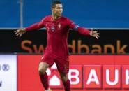 Cristiano Ronaldo Tembus 100 Gol untuk Portugal Usai Kalahkan Swedia