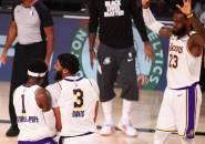 Lakers Balikkan Kedudukan Jadi 2-1 Usai Kalahkan Rockets