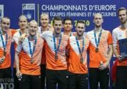 Belanda Umumkan Skuad Untuk Piala Thomas 2020