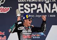 Fabio Quartararo Harus Podium Jika Ingin Jaga Asa Raih Juara MotoGP